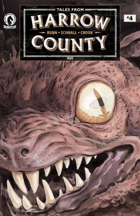 Tales from Harrow County - Fair Folk #4
