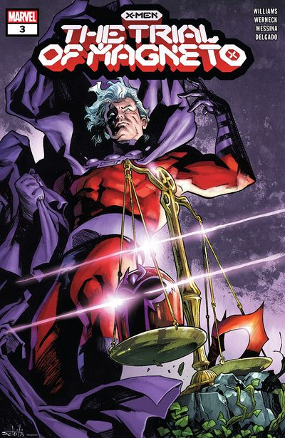 X-Men - The Trial Of Magneto #3