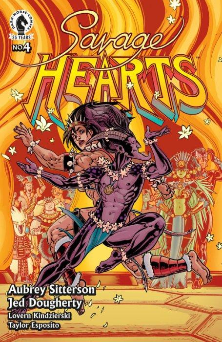 Savage Hearts #4