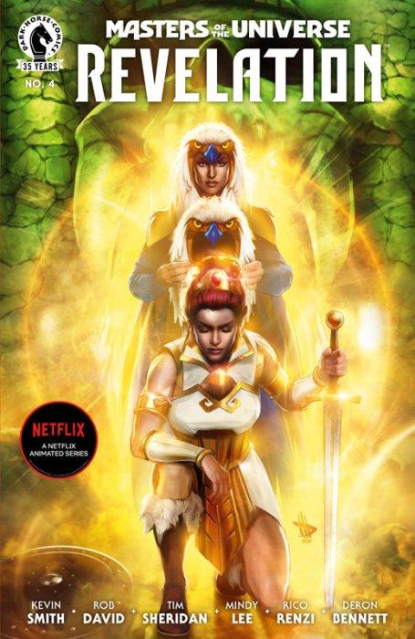 Masters of the Universe - Revelation #4