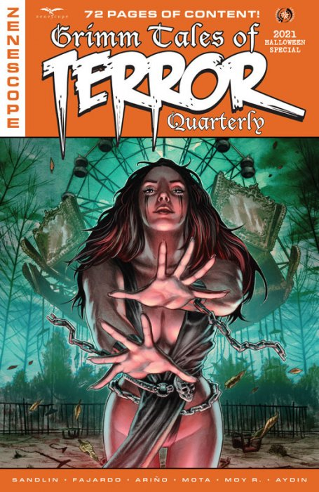Grimm Tales of Terror Quarterly - 2021 Halloween Special #1