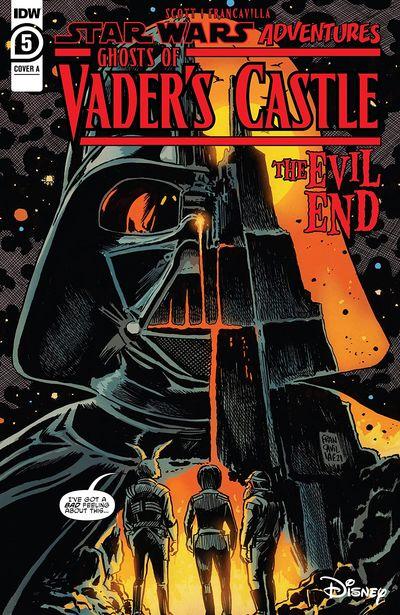 Star Wars Adventures - Ghosts of Vader's Castle #5