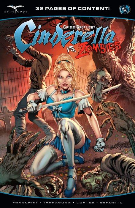 Grimm Spotlight - Cinderella vs. Zombies #1