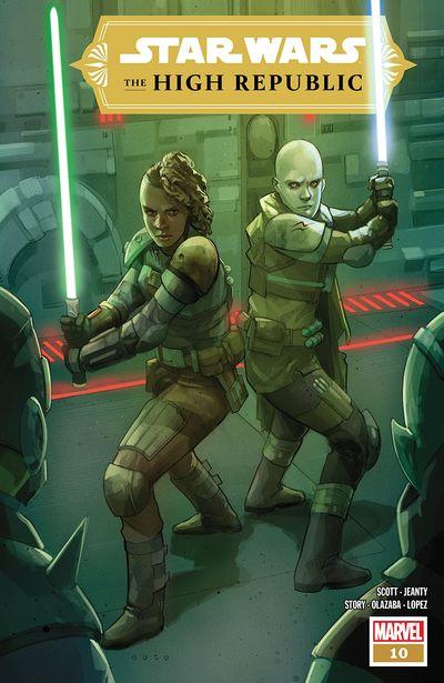 Star Wars - The High Republic Adventures #10