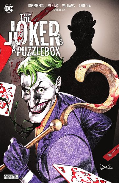 The Joker Presents - A Puzzlebox #10