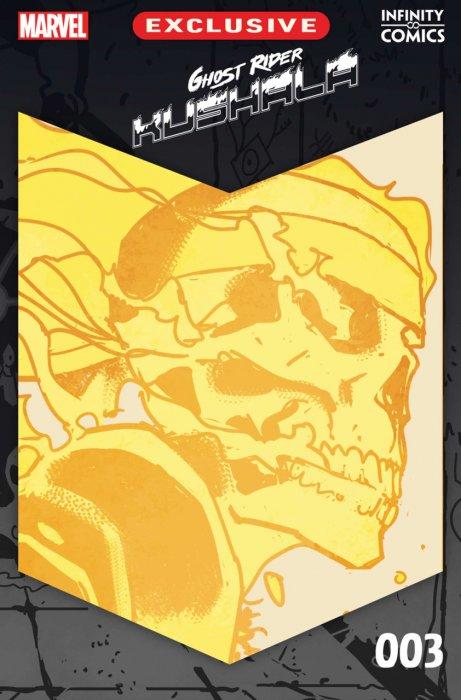 Ghost Rider - Kushala Infinity Comic #3