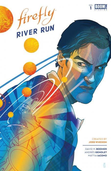 Firefly - River Run #1