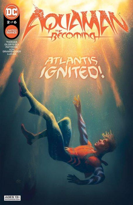 Aquaman - The Becoming #2
