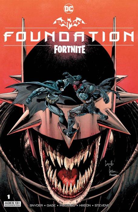 Batman - Fortnite - Foundation #1