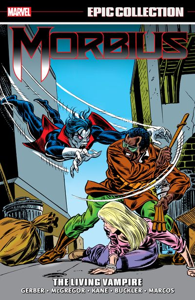 Morbius Epic Collection Vol.1 - The Living Vampire