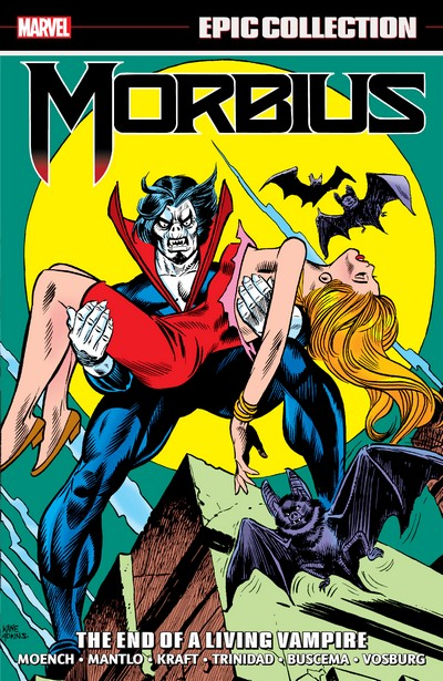 Morbius Epic Collection Vol.2 - The End of A Living Vampire