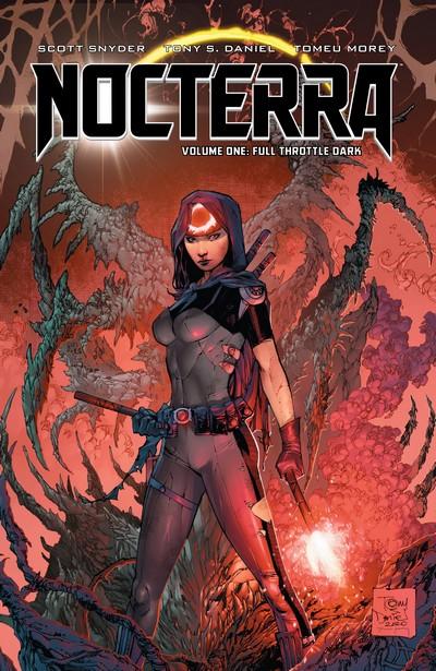 Nocterra Vol.1 - Full Throttle Dark