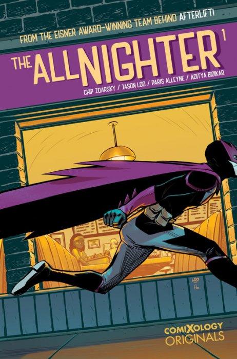 The Allnighter #1