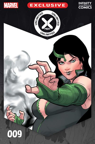 X-Men Unlimited - Infinity Comic #9