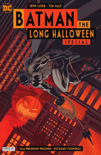 Batman - The Long Halloween Special #1
