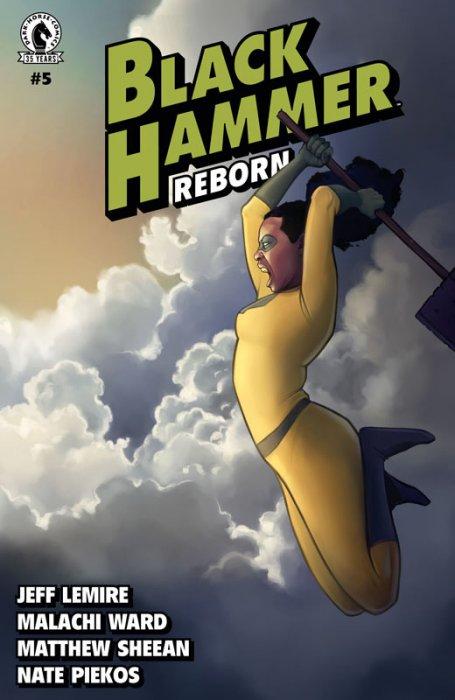 Black Hammer Reborn #5