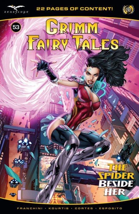 Grimm Fairy Tales Vol.2 #53