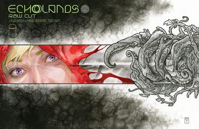 Echolands #2 - Raw Cut Edition