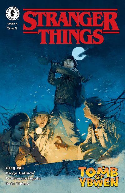 Stranger Things - The Tomb of Ybwen #2