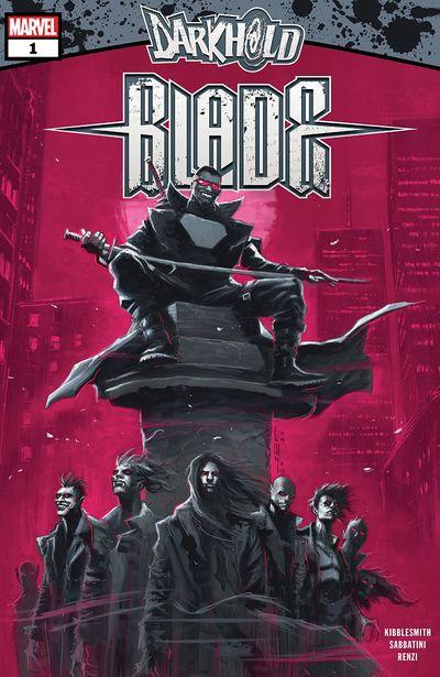 The Darkhold - Blade #1