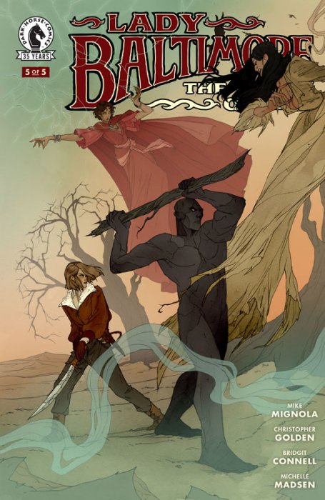 Lady Baltimore - The Witch Queens #4
