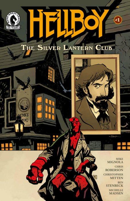 Hellboy - The Silver Lantern Club #1