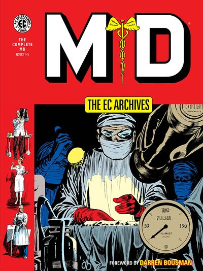 The EC Archives - MD #1